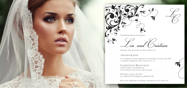 about budget wedding stationery