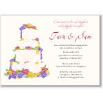 Celebration Engagement Invitation Template