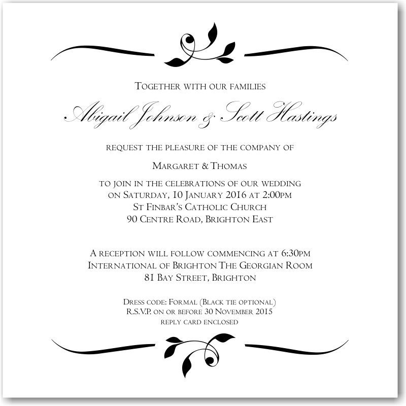 Outstanding Wishing Well Verses For Wedding Invitations Adornment ...