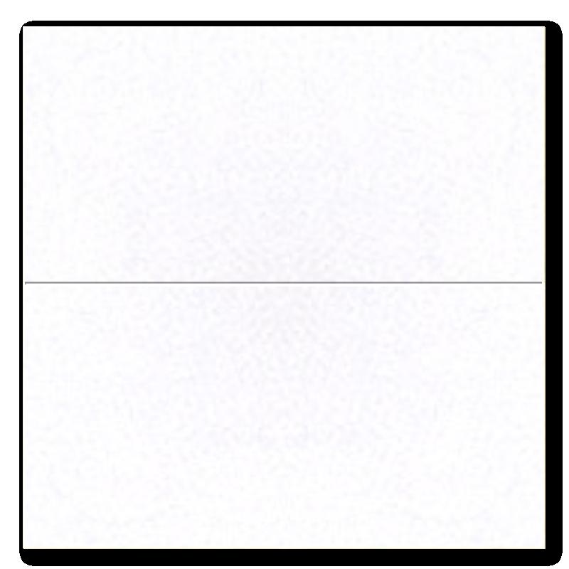 Place Card DIY Invitation Via Felt White 50Pk