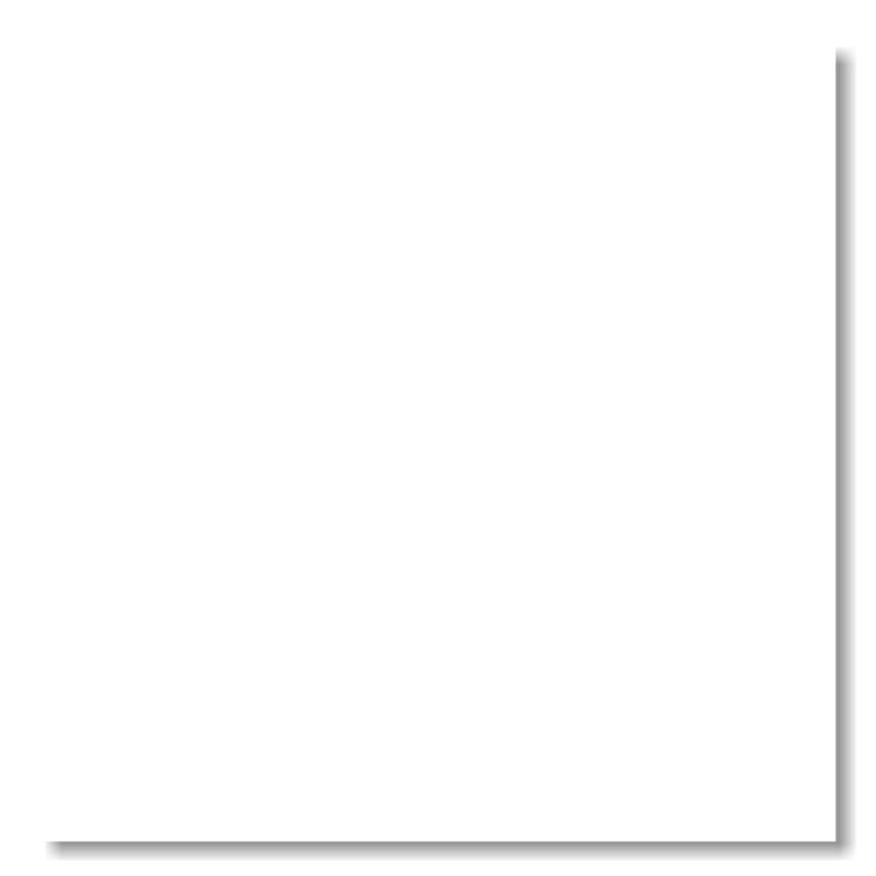 Matte Card & Paper Chardonnay White 20Pk