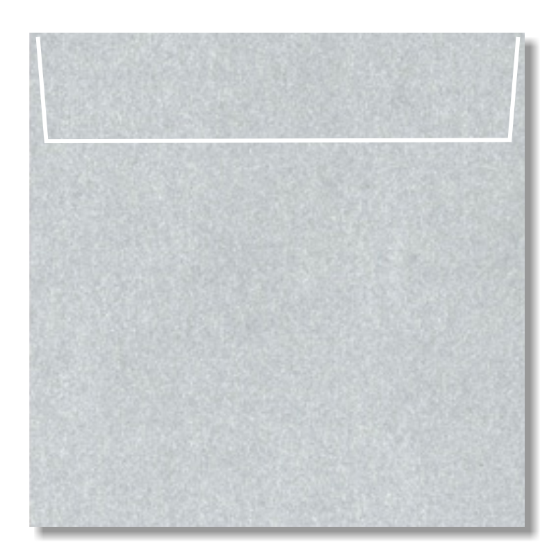 Stardream Env Sq150 Silver 20Pk