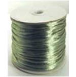 Rattail Cord Celedron Green 2mm 100mt Roll