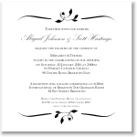 Calista Wedding Invitation Template